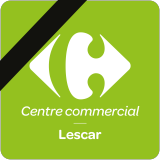 Centre commercial Carrefour Lescar