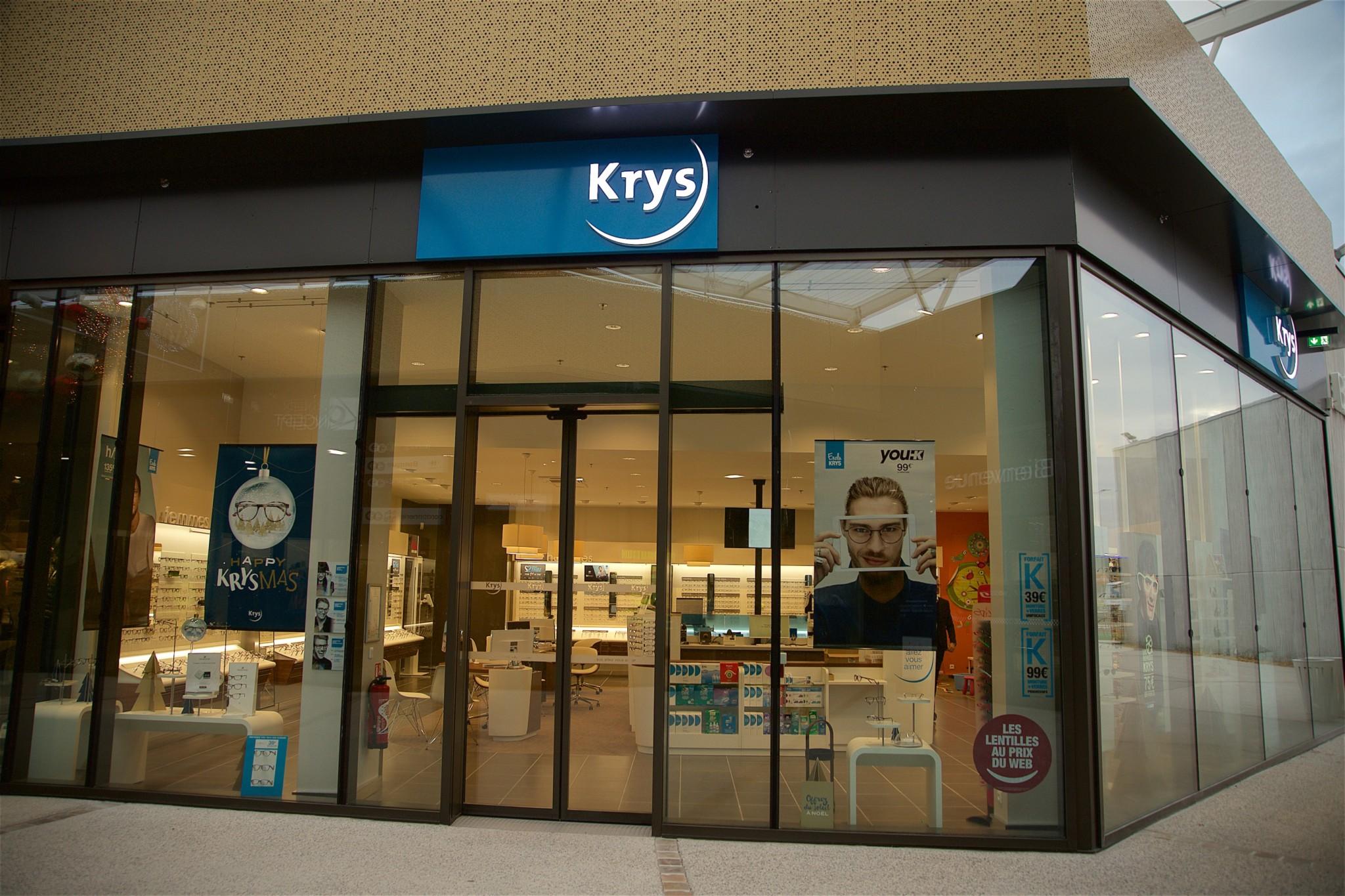 7de135c76b33ff Krys – Centre commercial Carrefour Lescar