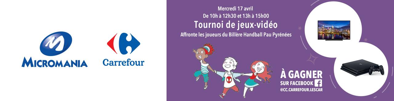 3611faf328367 Centre commercial Carrefour Lescar